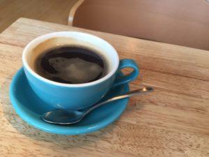 コーヒーの出し方