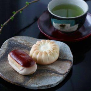 お茶とお菓子の組み合わせ